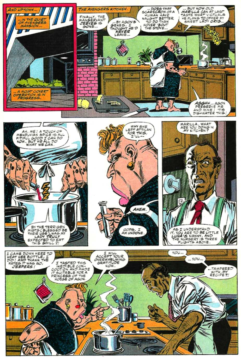 The Avengers (1963) 344 Page 8