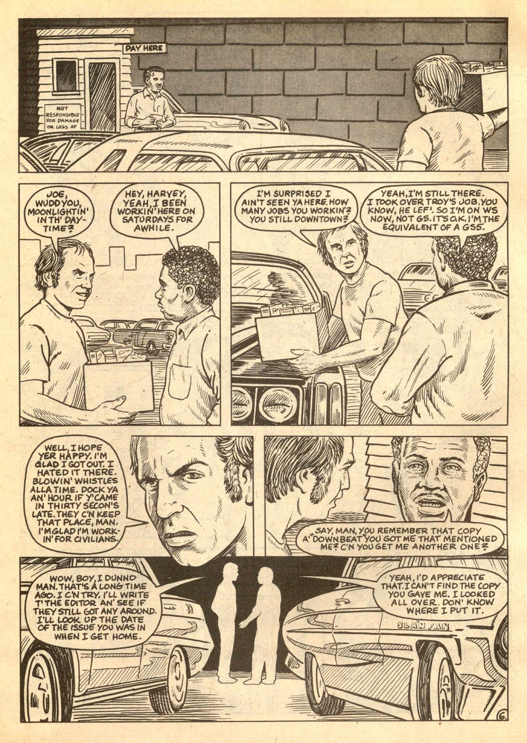 American Splendor (1976) issue 7 - Page 14