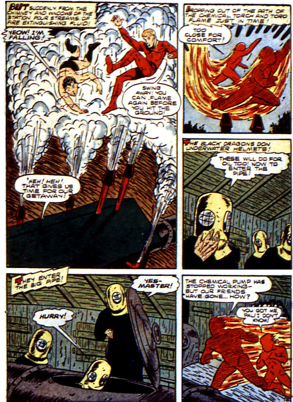 Read online All-Winners Comics comic -  Issue #3 - 12