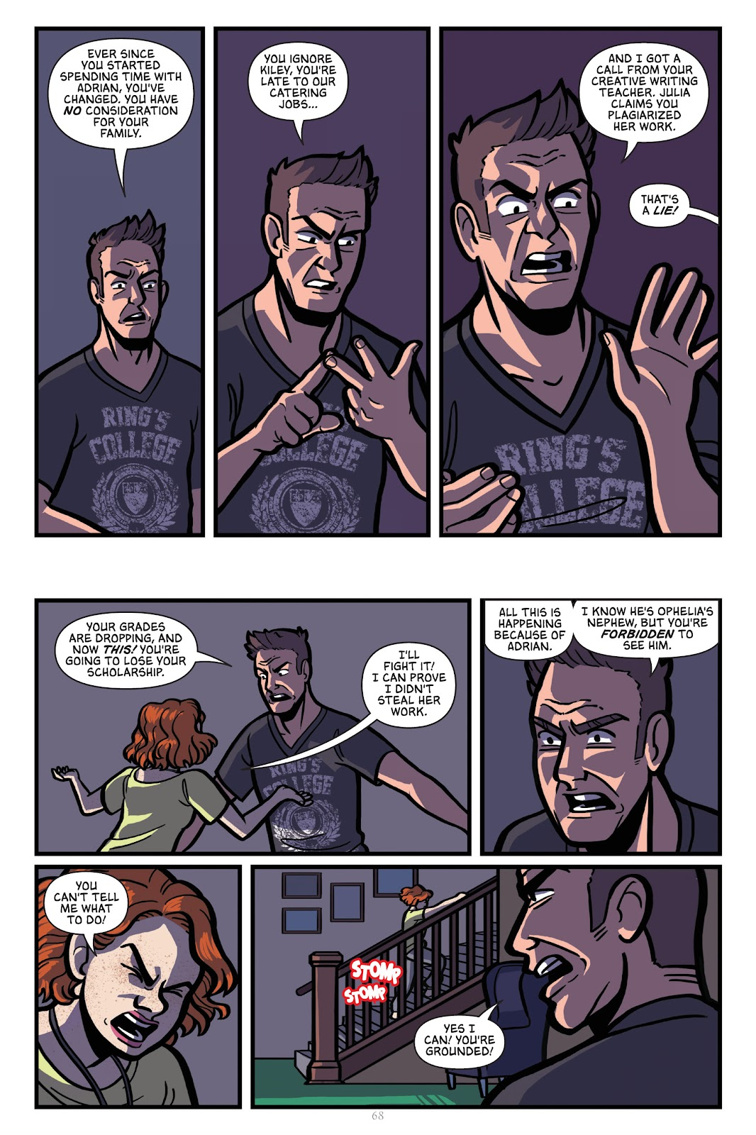 Read online Mer comic -  Issue # TPB - 69
