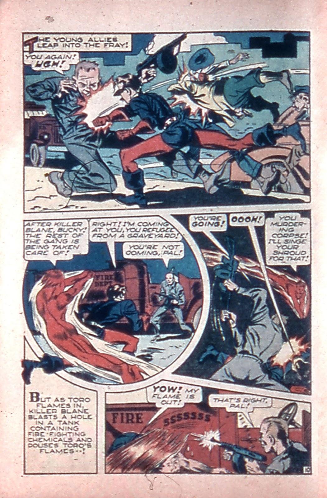 Read online Mystic Comics (1944) comic -  Issue #4 - 12