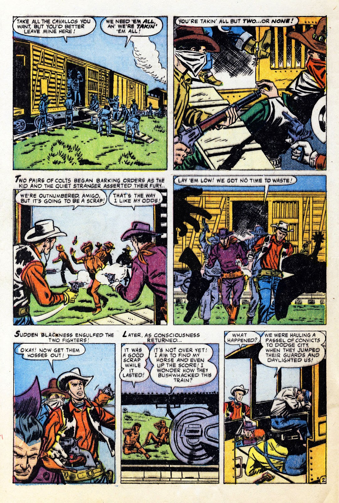 Gunsmoke Western issue 36 - Page 4