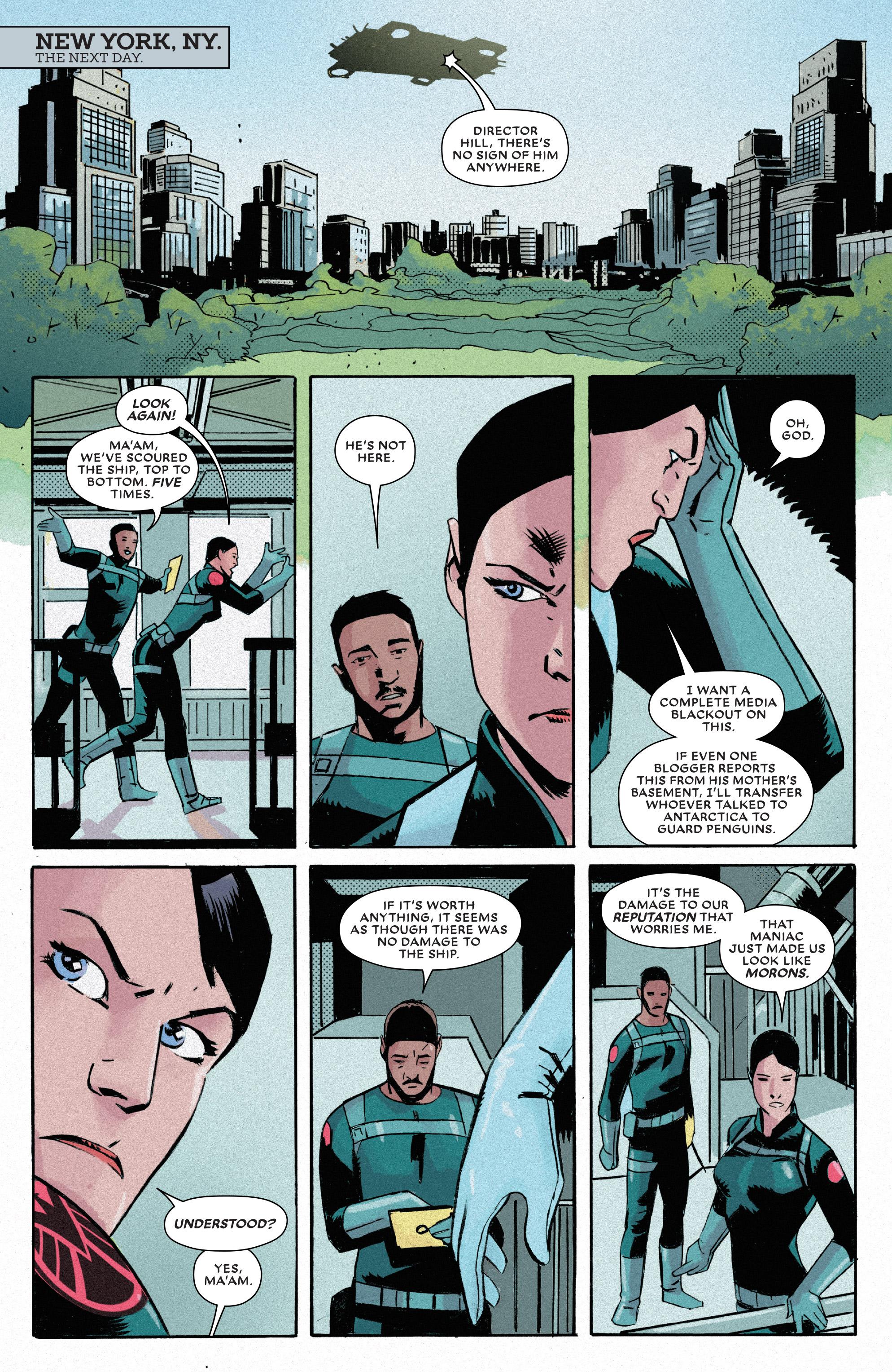 Read online Bullseye comic -  Issue #5 - 15