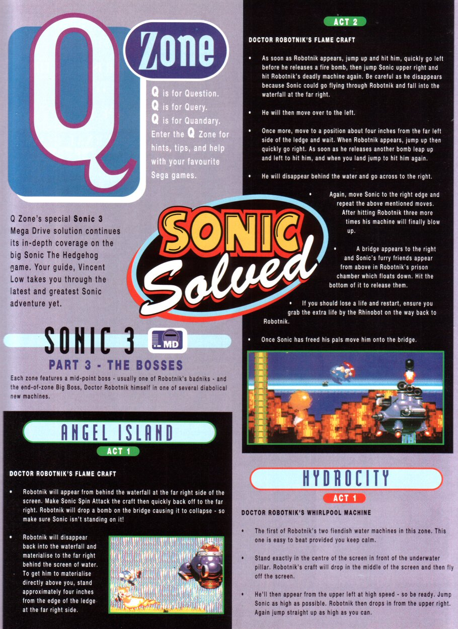 Read online Sonic the Comic comic -  Issue #36 - 23