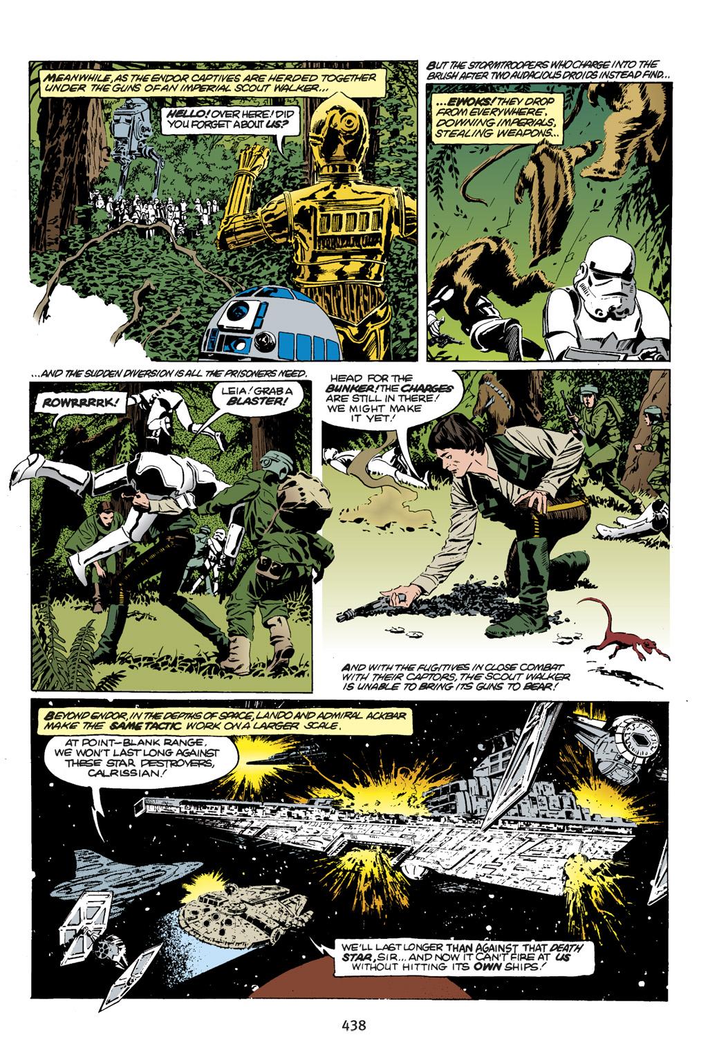 Read online Star Wars Omnibus comic -  Issue # Vol. 18.5 - 155