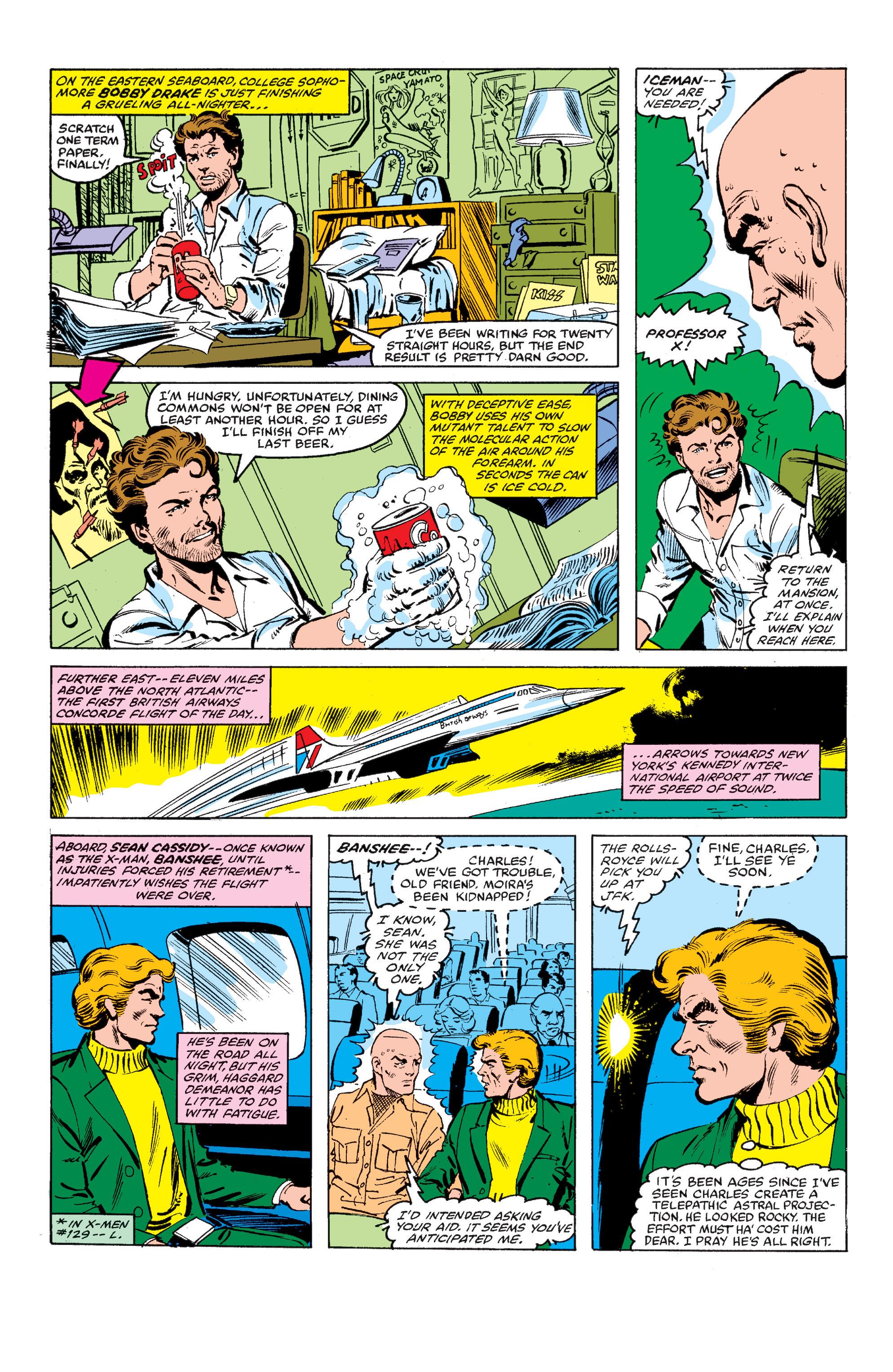 Read online Uncanny X-Men (1963) comic -  Issue #145 - 11