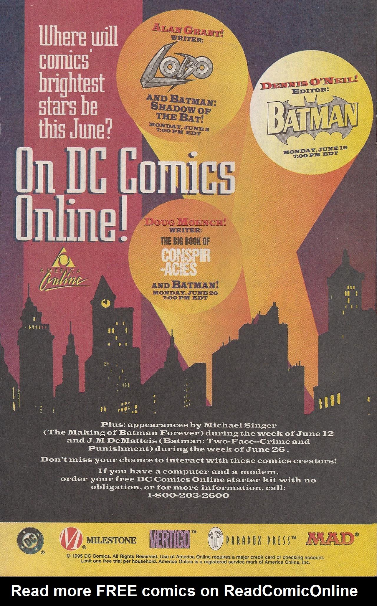 Read online Triumph comic -  Issue #4 - 34