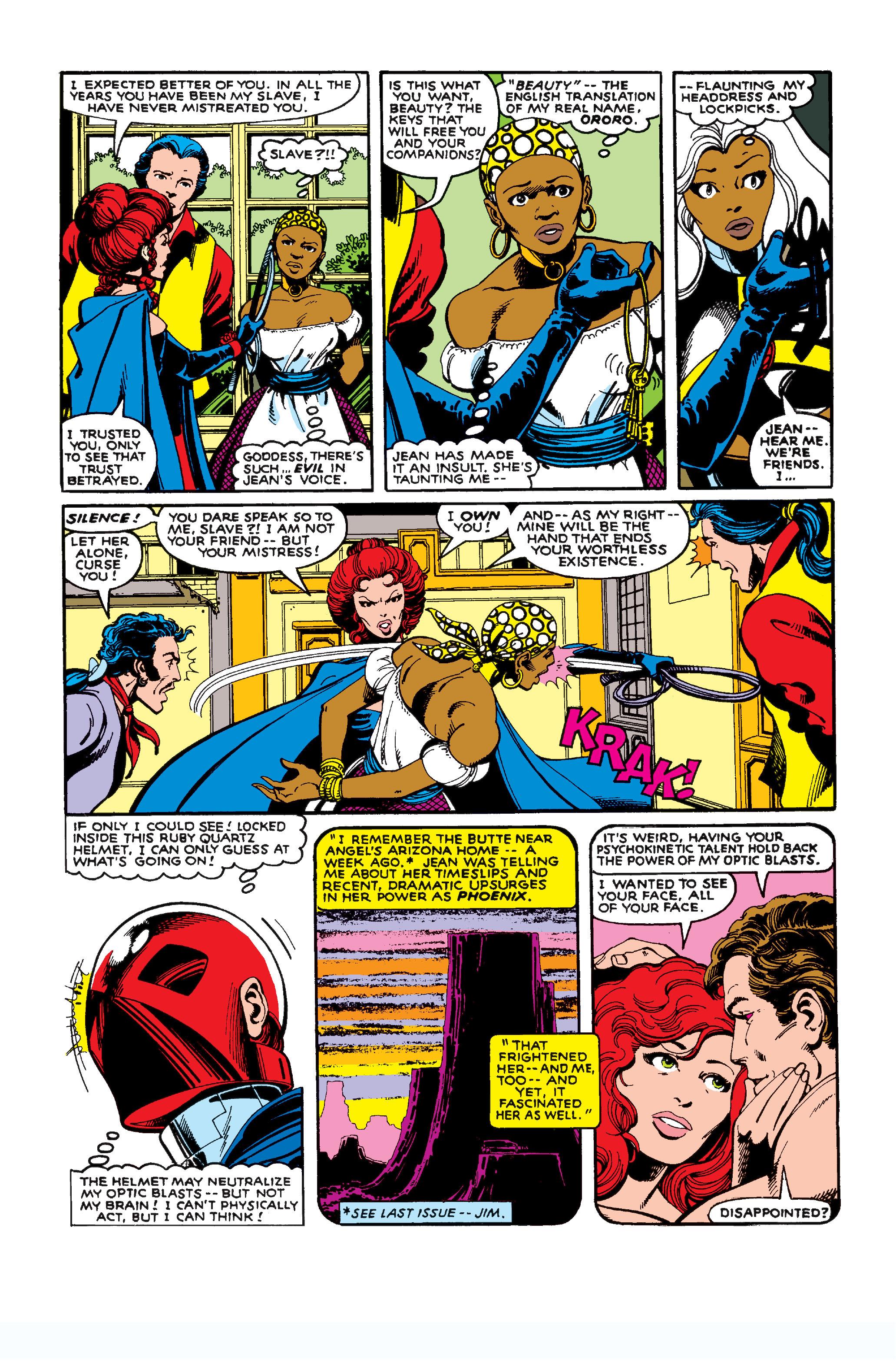 Read online Uncanny X-Men (1963) comic -  Issue #133 - 8