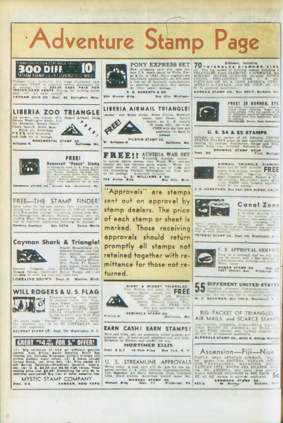 Read online Adventure Comics (1938) comic -  Issue #64 - 41
