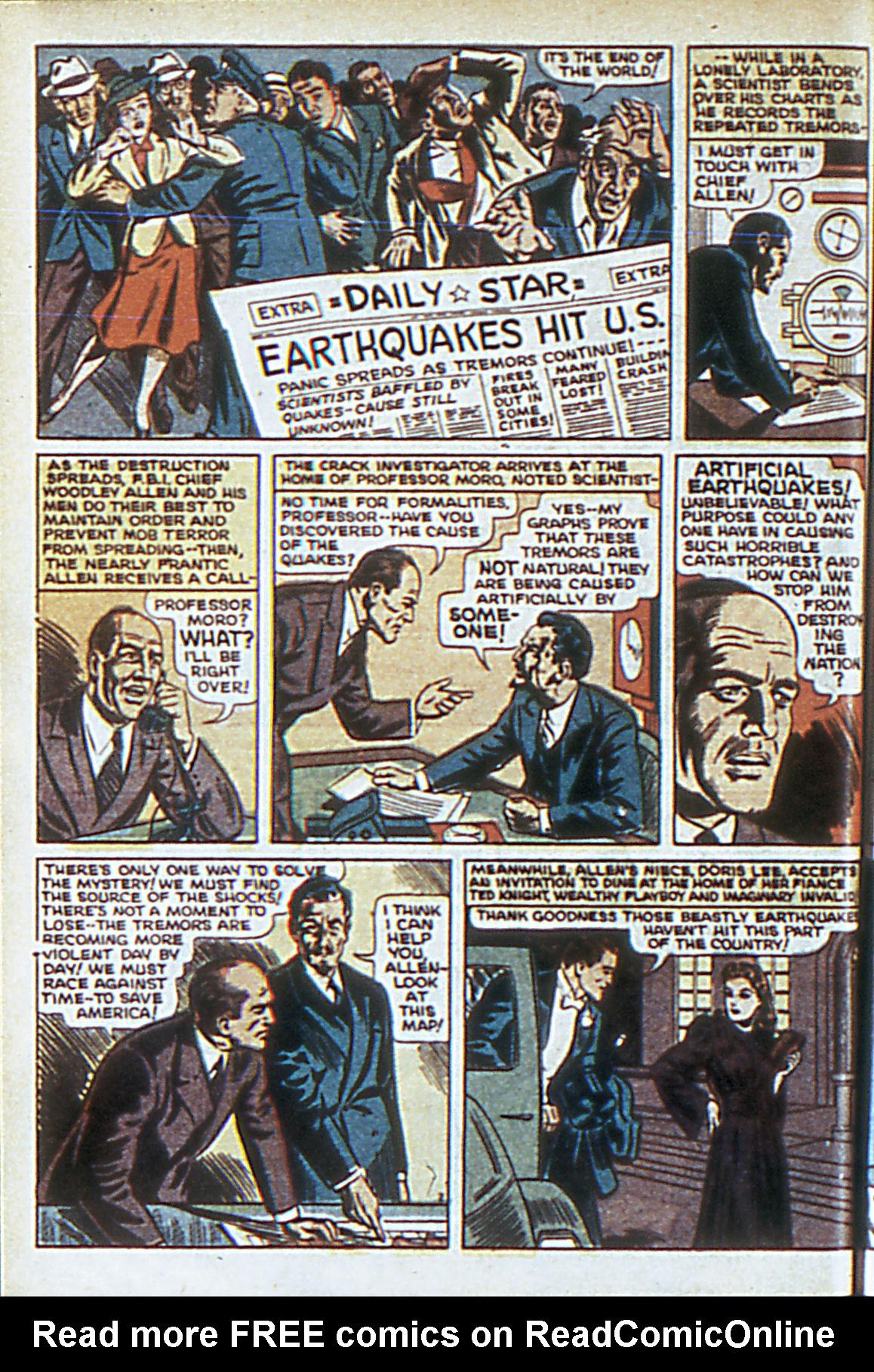 Read online Adventure Comics (1938) comic -  Issue #63 - 5