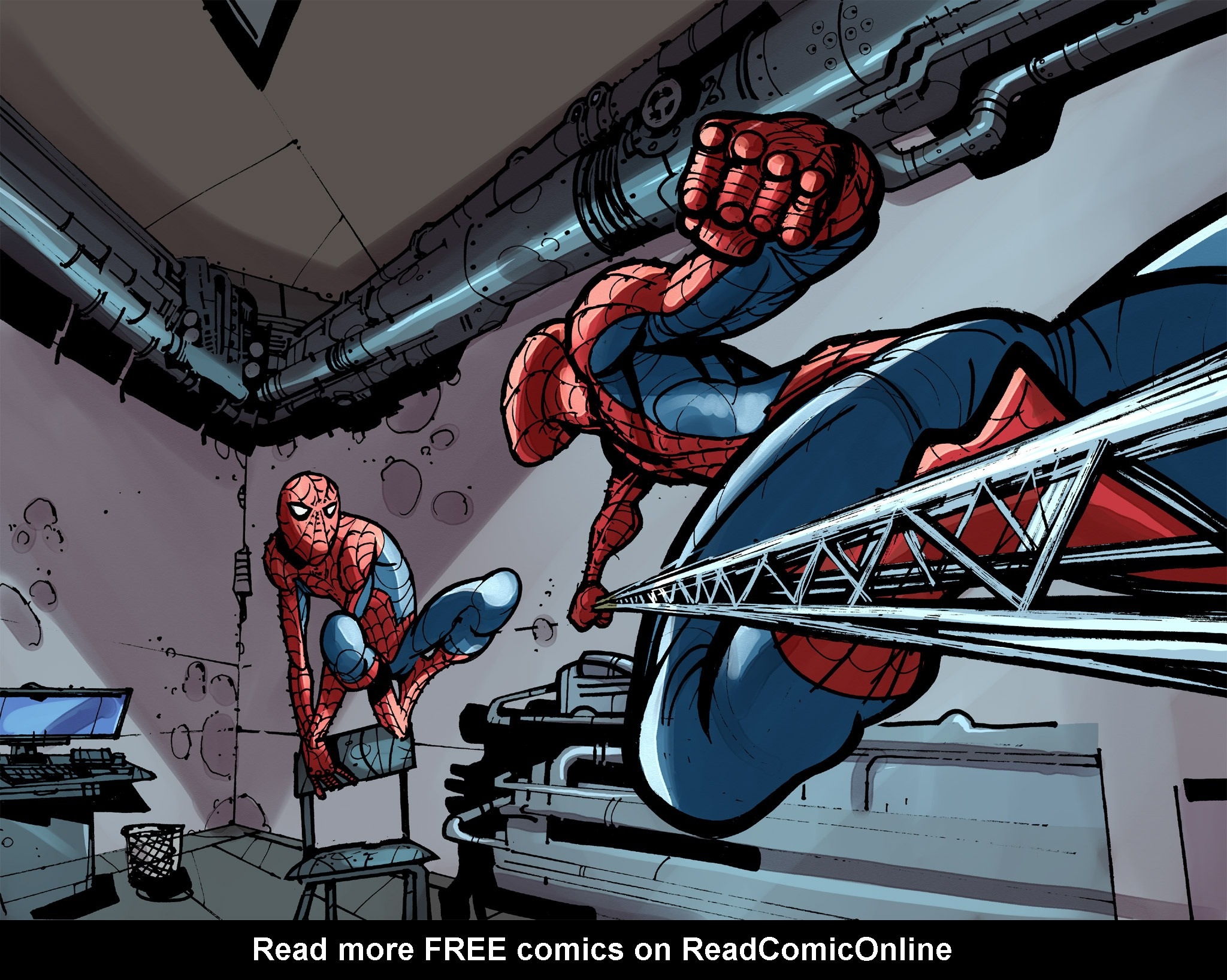 Read online Amazing Spider-Man: Who Am I? comic -  Issue # Full (Part 2) - 132