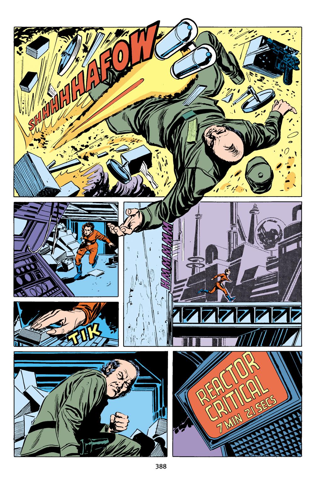 Read online Star Wars Omnibus comic -  Issue # Vol. 16 - 381