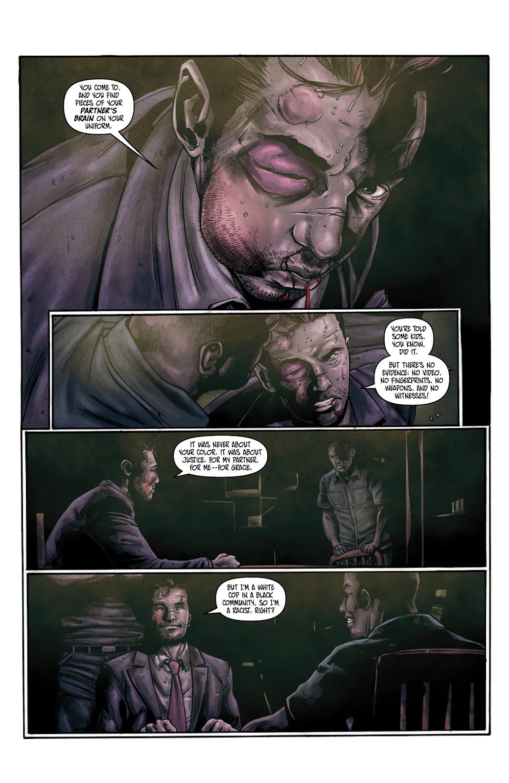 Read online Vindication comic -  Issue #3 - 12