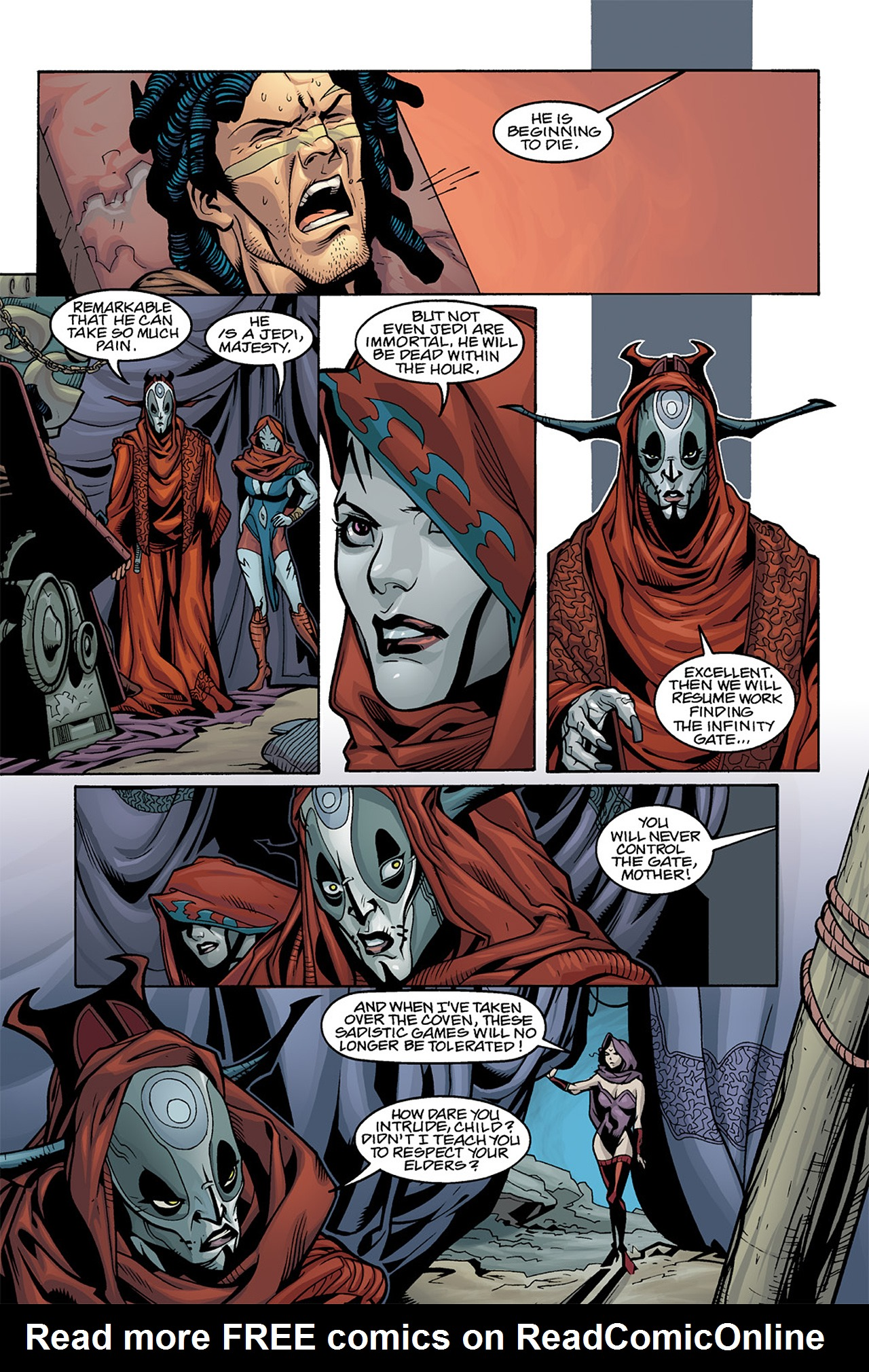 Read online Star Wars Omnibus comic -  Issue # Vol. 15 - 155