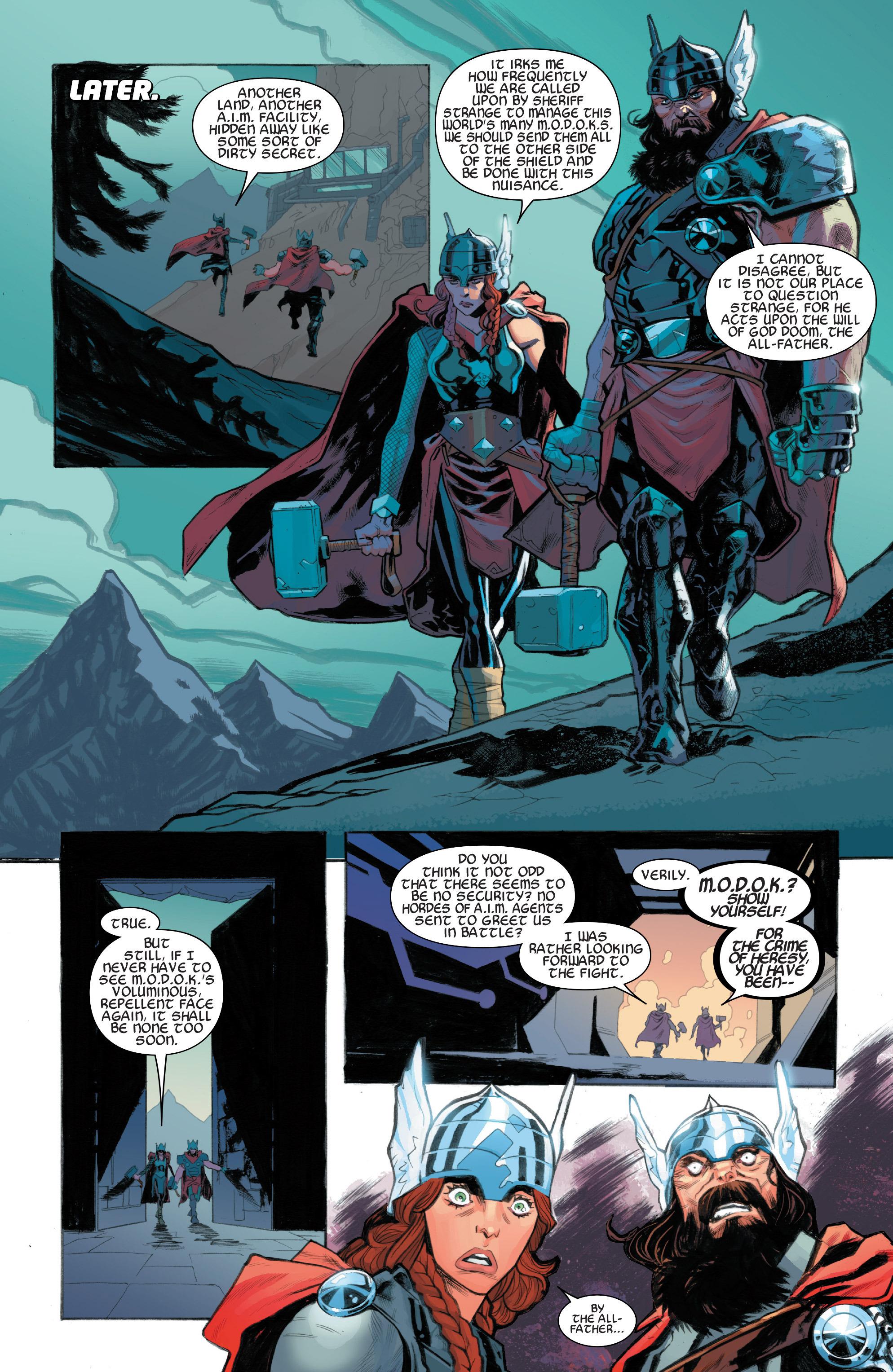 Read online Secret Wars Journal/Battleworld comic -  Issue # TPB - 139