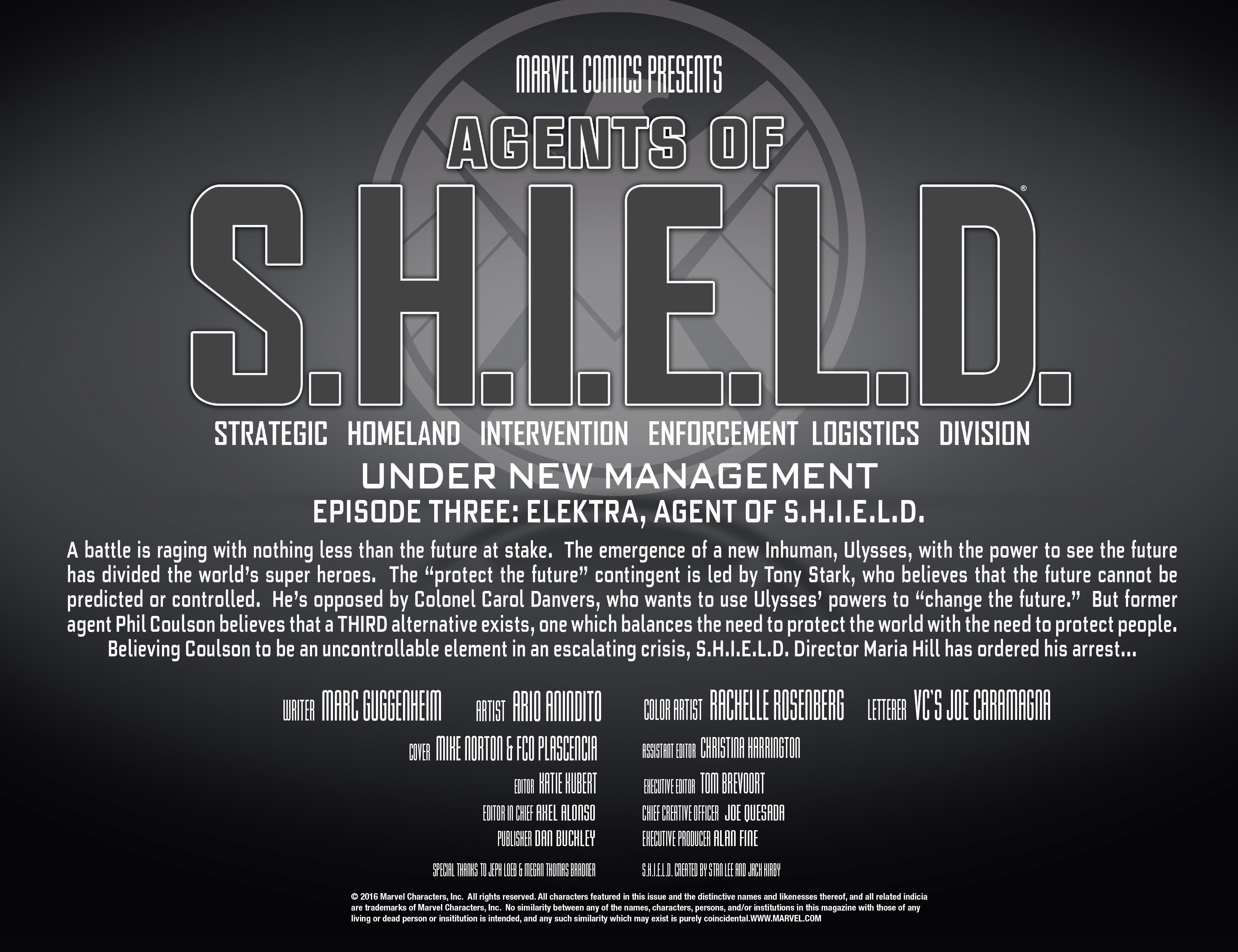 Read online Agents of S.H.I.E.L.D. comic -  Issue #9 - 6