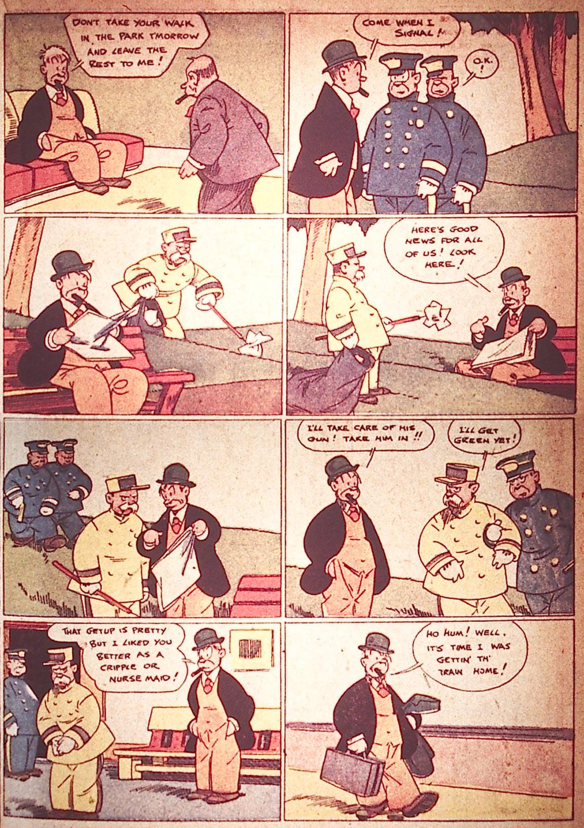 Read online Detective Comics (1937) comic -  Issue #5 - 43