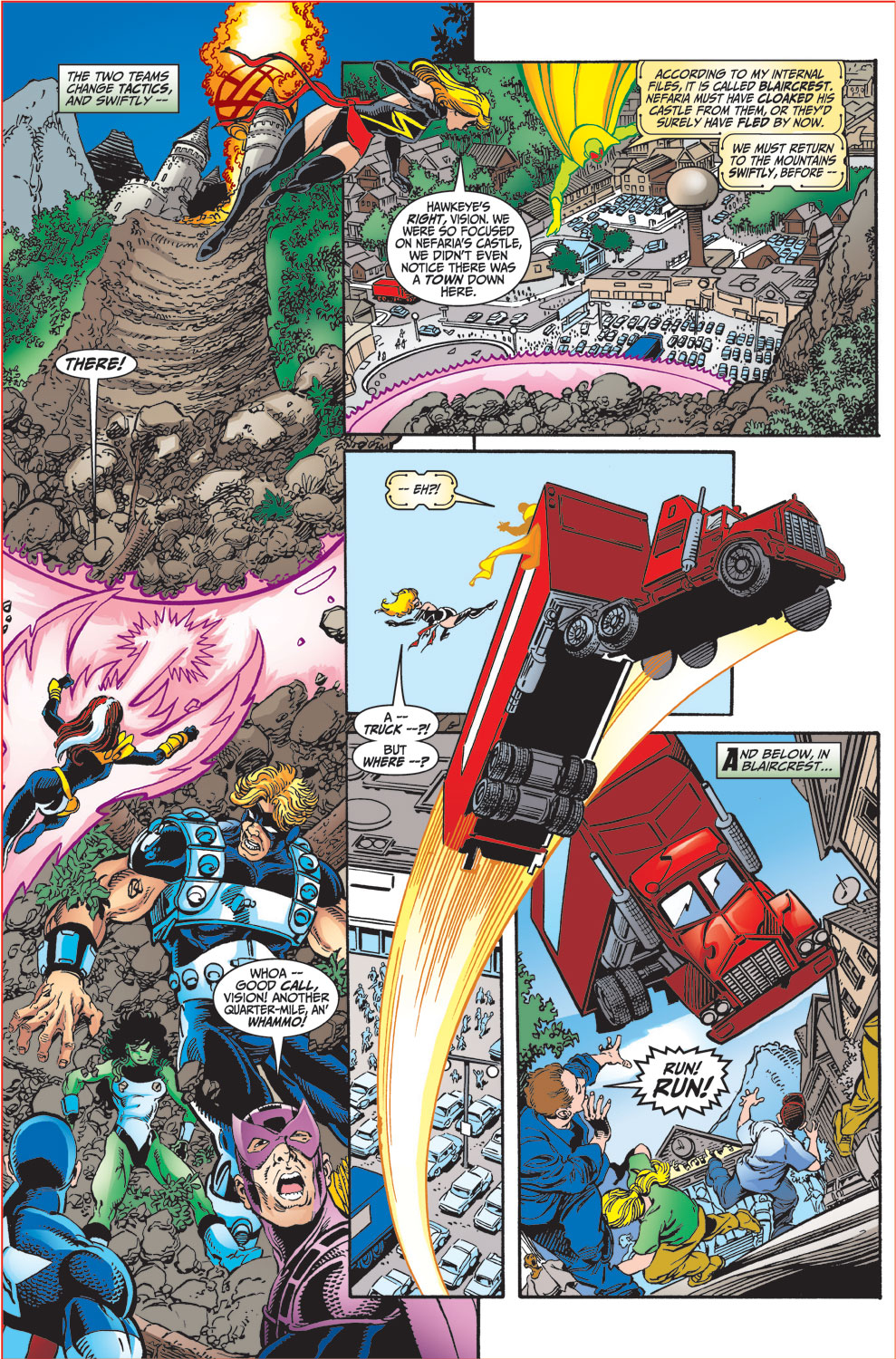 Read online Avengers (1998) comic -  Issue #34 - 6