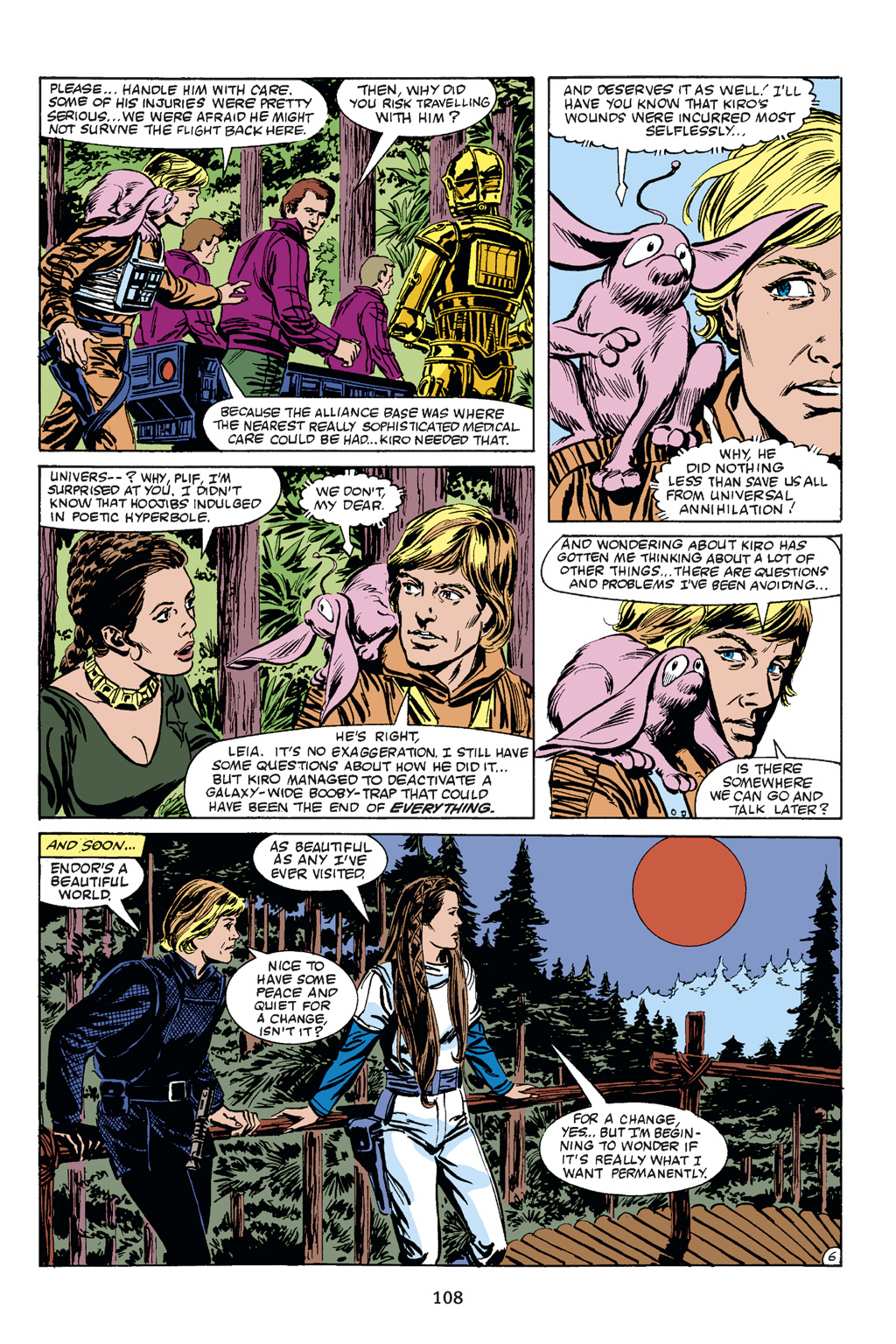 Read online Star Wars Omnibus comic -  Issue # Vol. 21 - 102