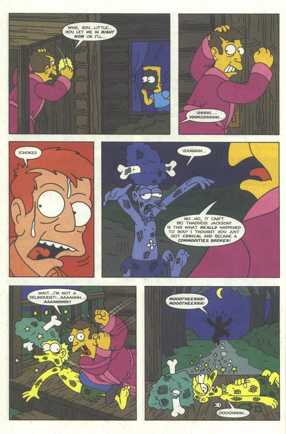 Read online Simpsons Comics comic -  Issue #21 - 19