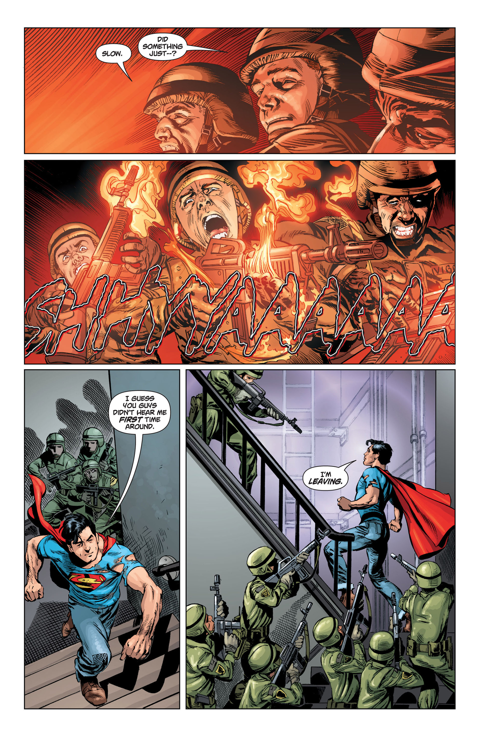 Read online Action Comics (2011) comic -  Issue #2 - 18