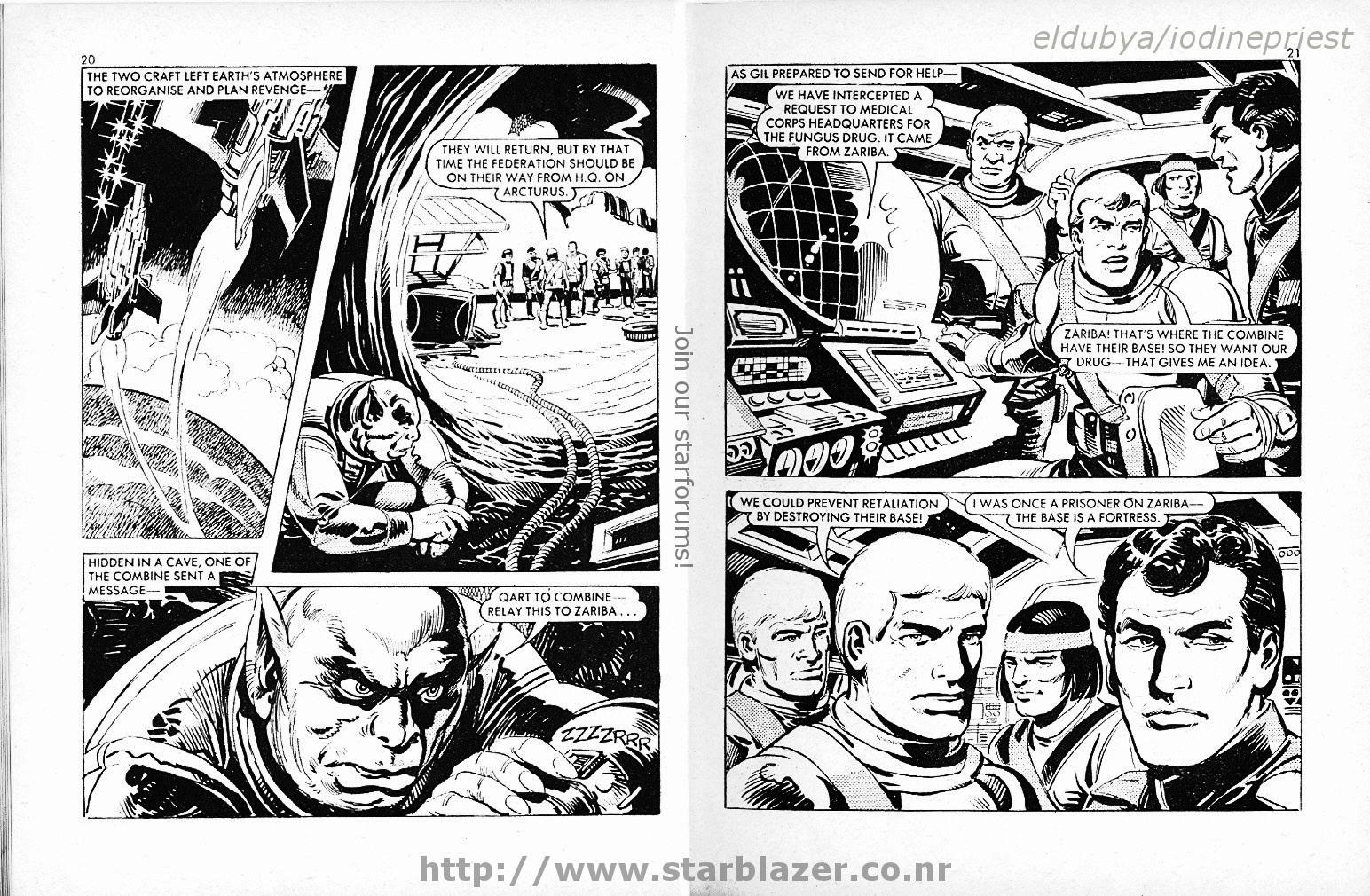 Starblazer issue 101 - Page 12