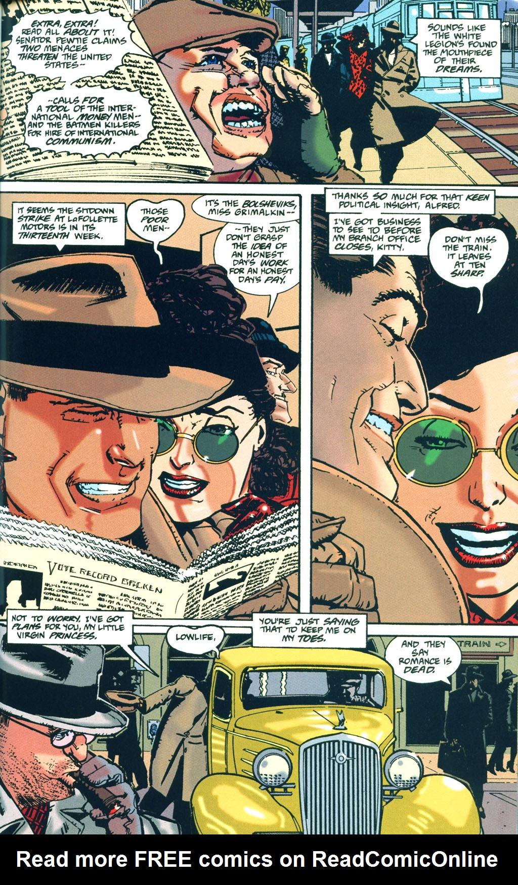 Read online Batman: Dark Allegiances comic -  Issue # Full - 23