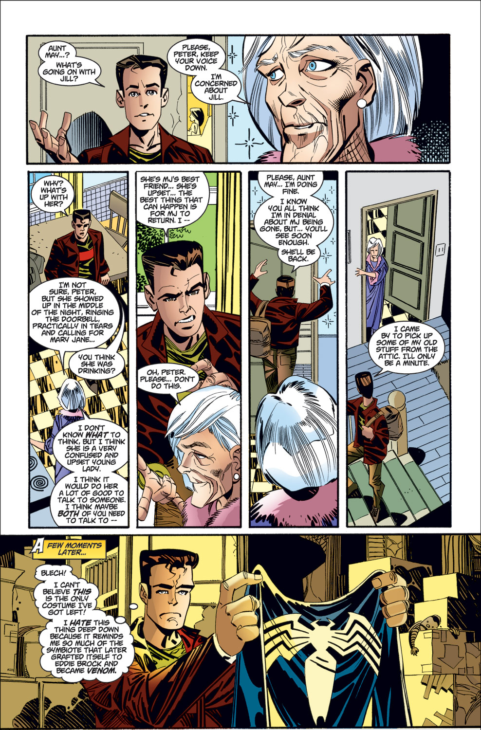 The Amazing Spider-Man (1999) 19 Page 9
