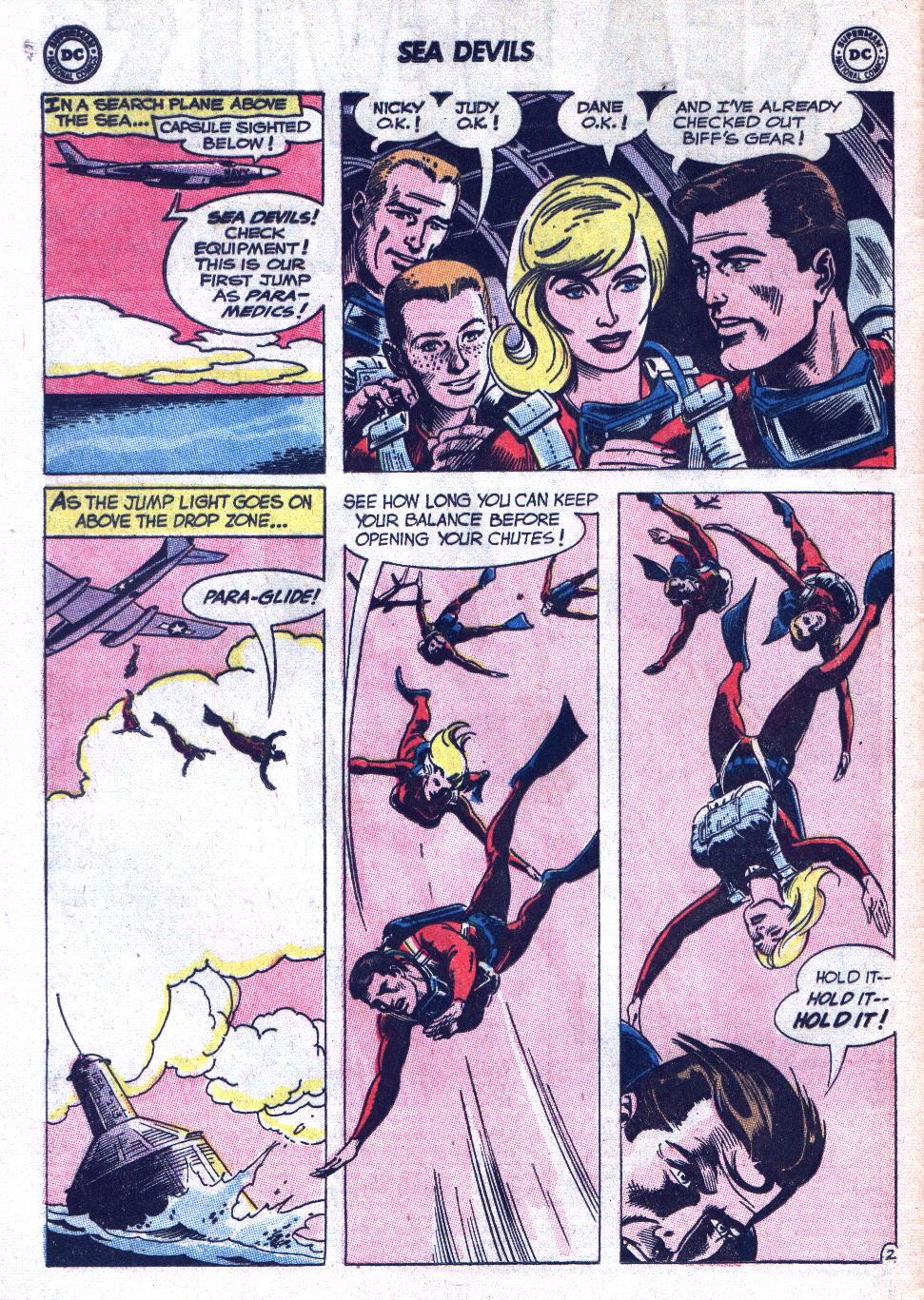 Read online Sea Devils comic -  Issue #9 - 5