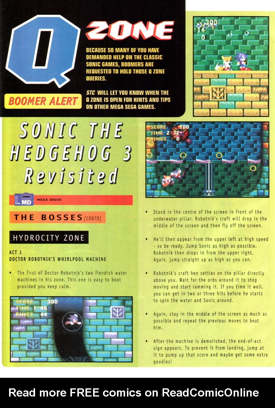Read online Sonic the Comic comic -  Issue #93 - 23