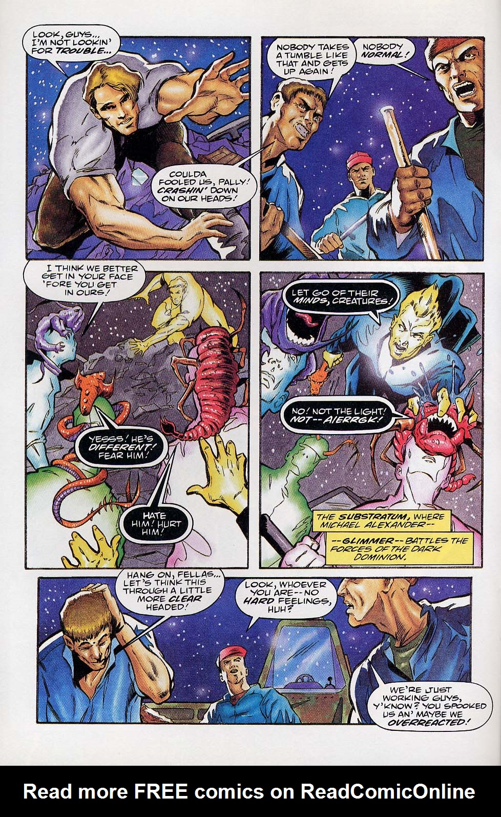 Read online Charlemagne comic -  Issue #3 - 3