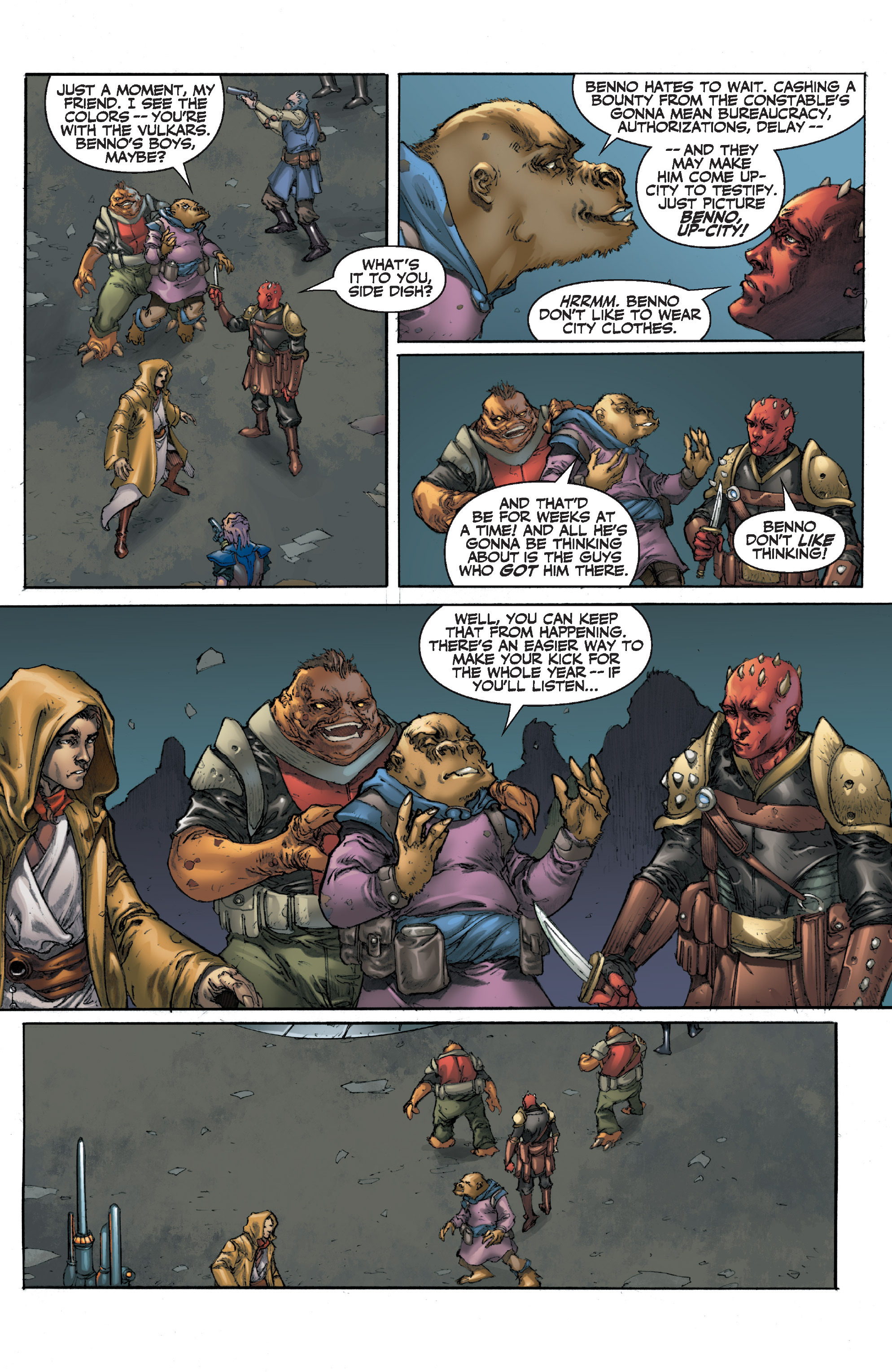 Read online Star Wars Omnibus comic -  Issue # Vol. 29 - 65