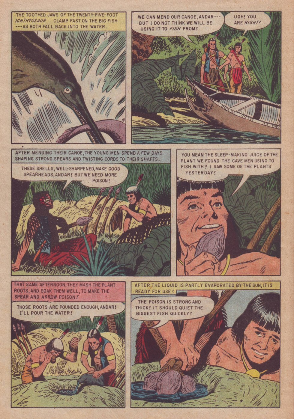 Read online Turok, Son of Stone comic -  Issue #3 - 30