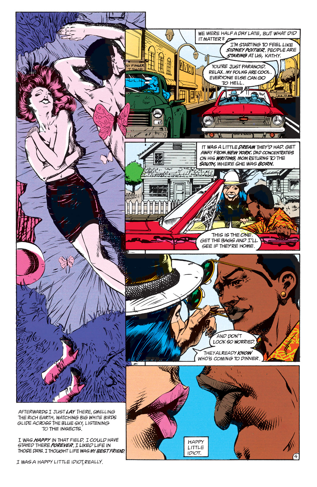 Read online Shade, the Changing Man comic -  Issue #1 - 6