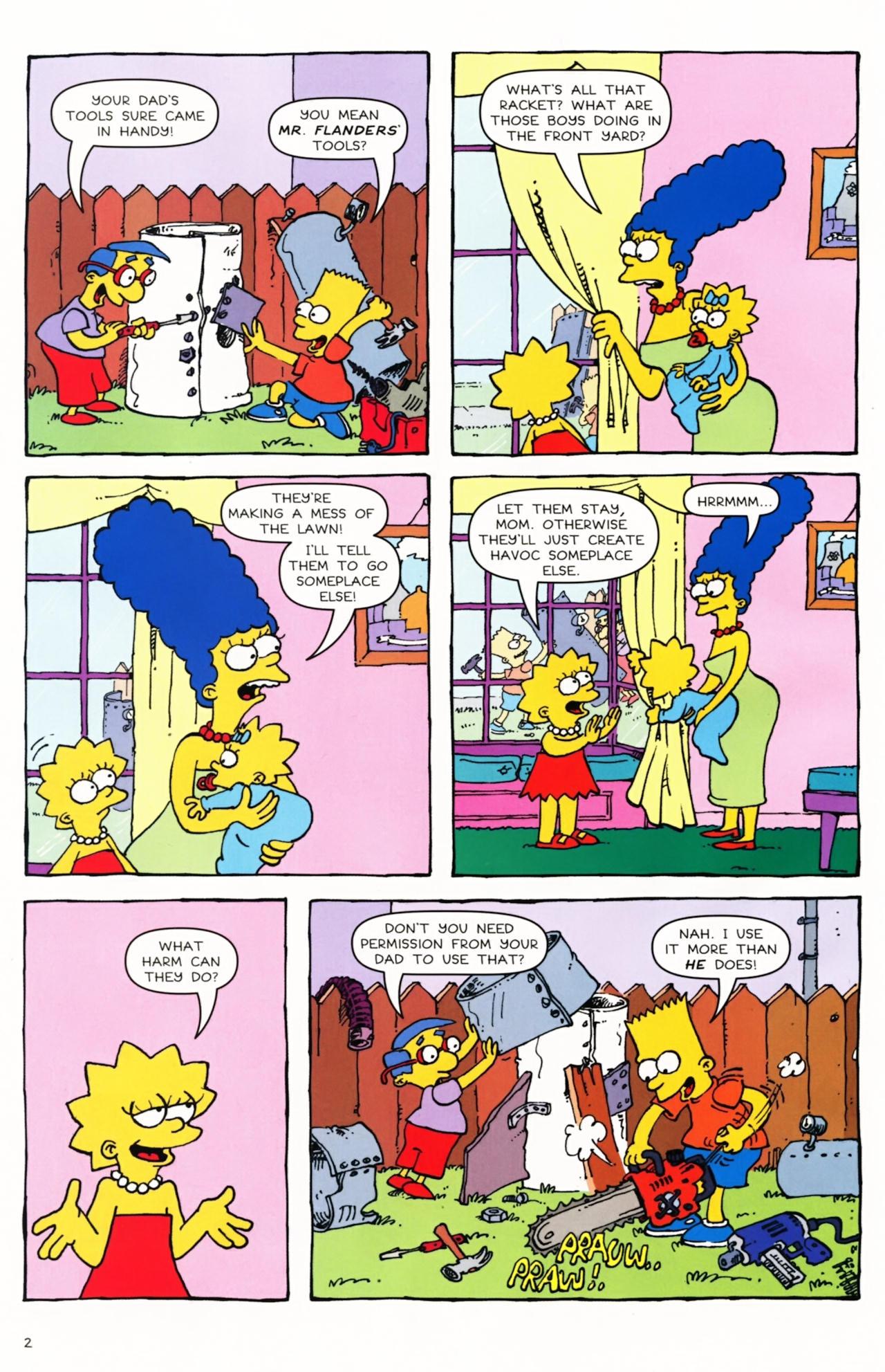 Read online Simpsons Comics Presents Bart Simpson comic -  Issue #50 - 3