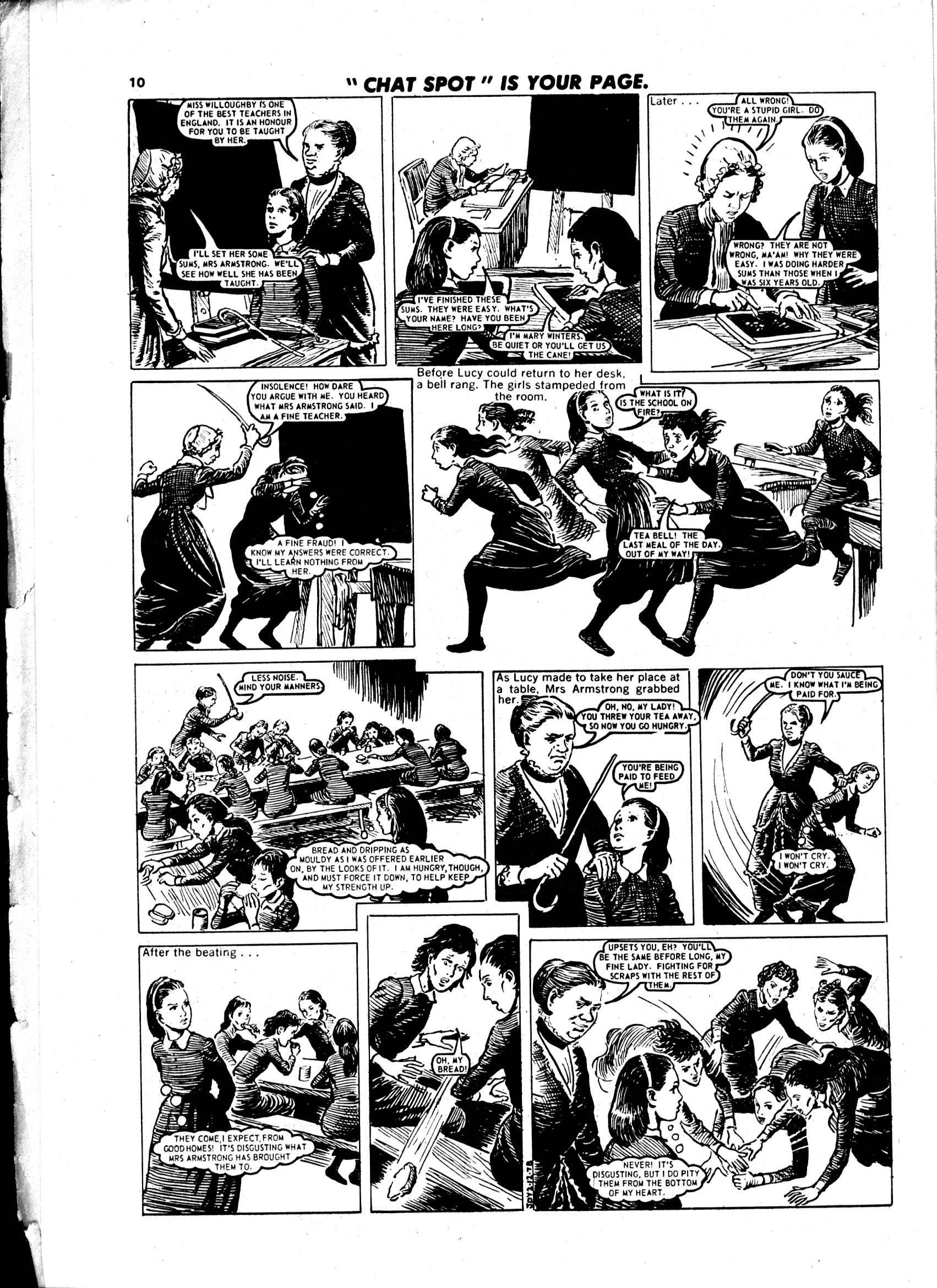 Read online Judy comic -  Issue #986 - 10
