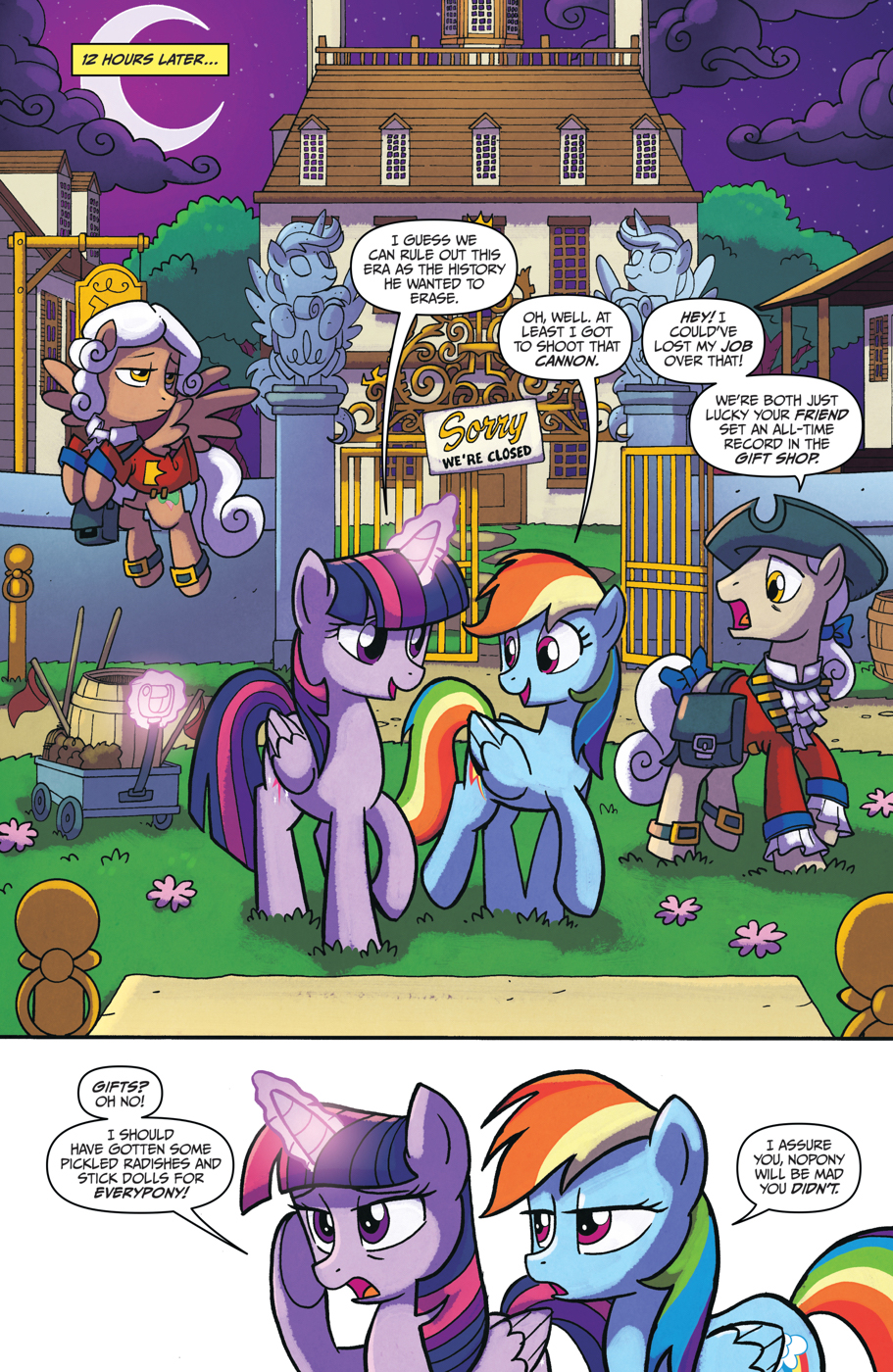 Read online My Little Pony: Friendship is Magic comic -  Issue #52 - 15