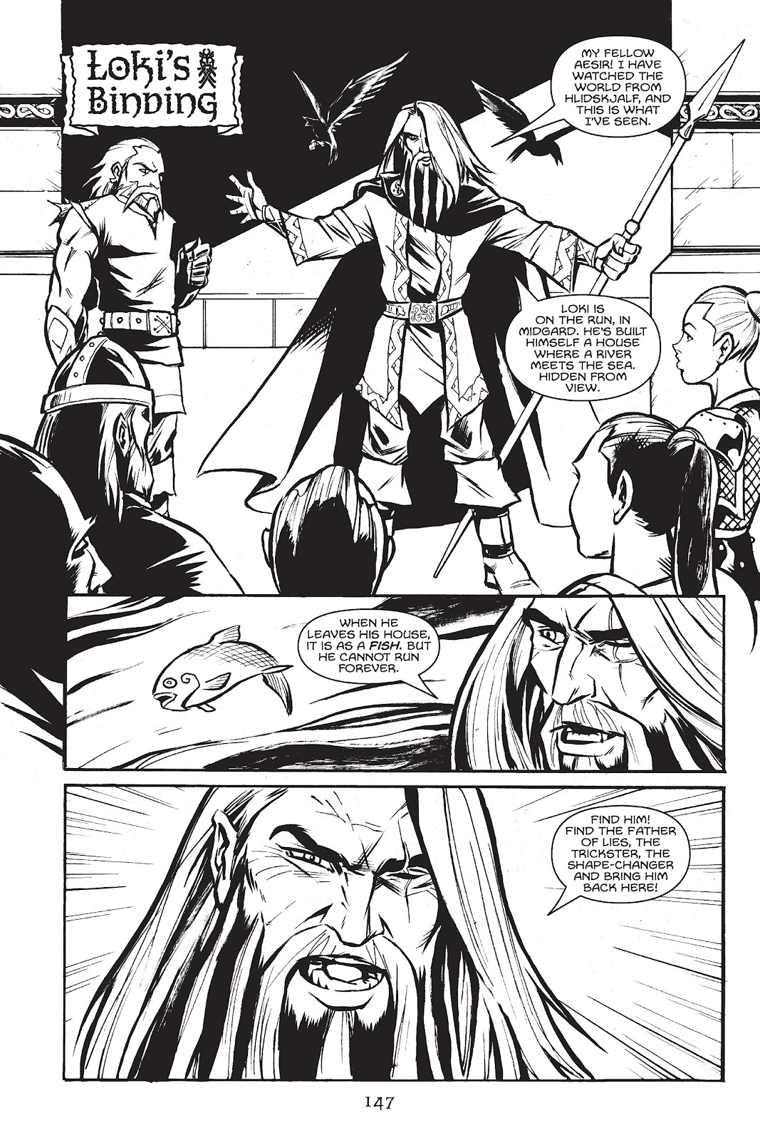 Read online Gods of Asgard comic -  Issue # TPB (Part 2) - 49