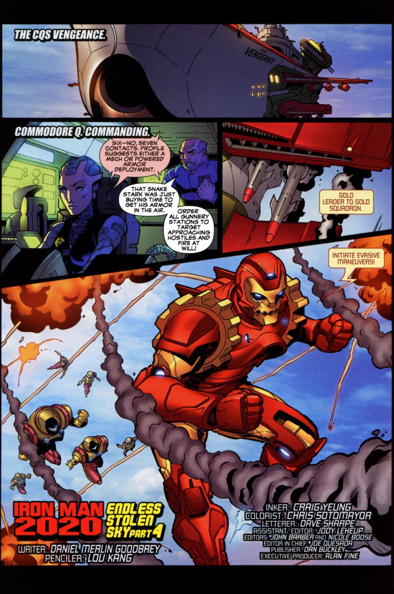 Read online Astonishing Tales (2009) comic -  Issue #4 - 10