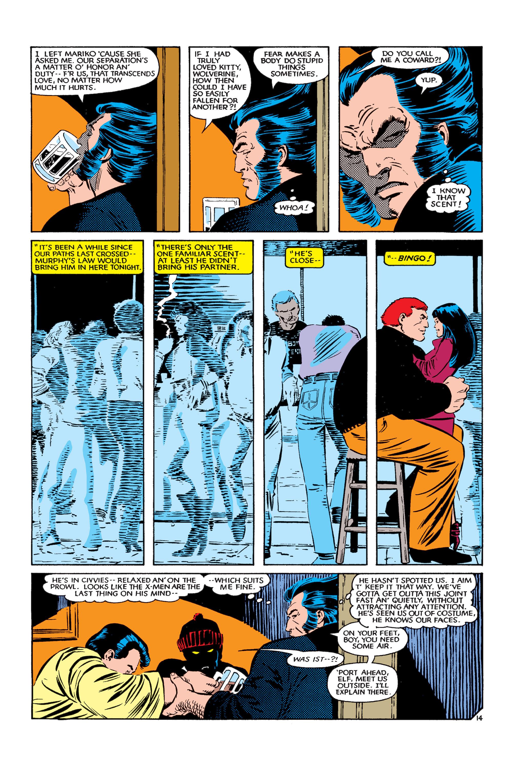Read online Uncanny X-Men (1963) comic -  Issue #183 - 15