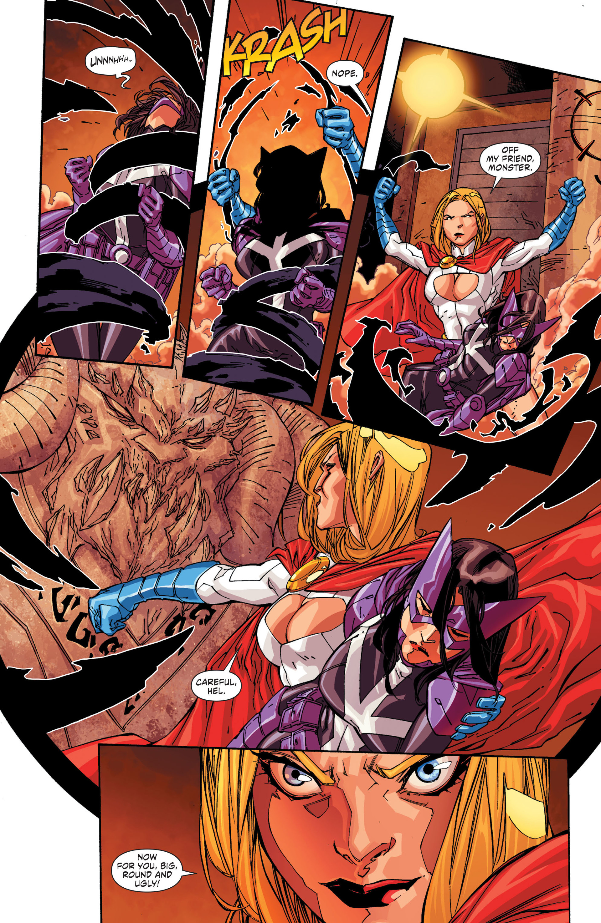 Read online Worlds' Finest comic -  Issue #18 - 15