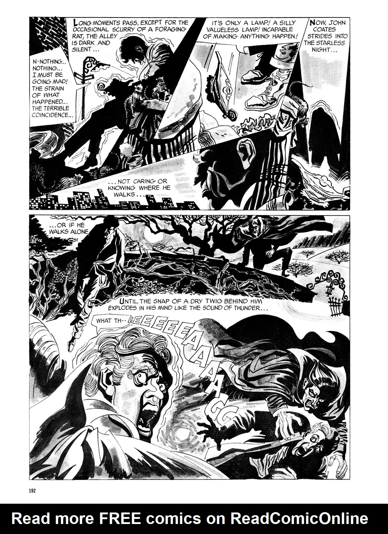 Read online Eerie Archives comic -  Issue # TPB 2 - 193