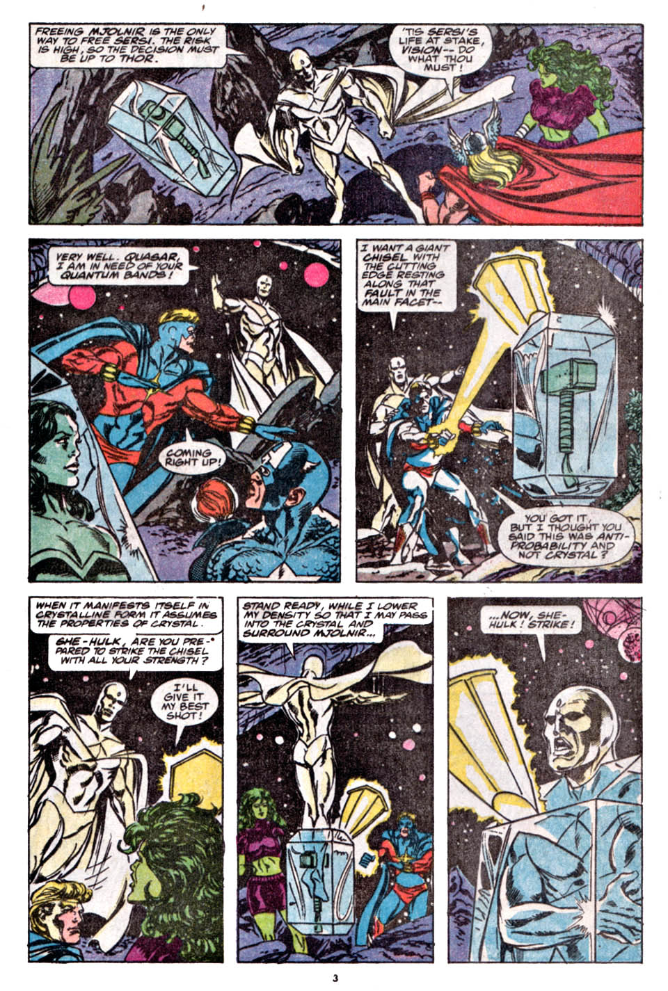 The Avengers (1963) 330 Page 3