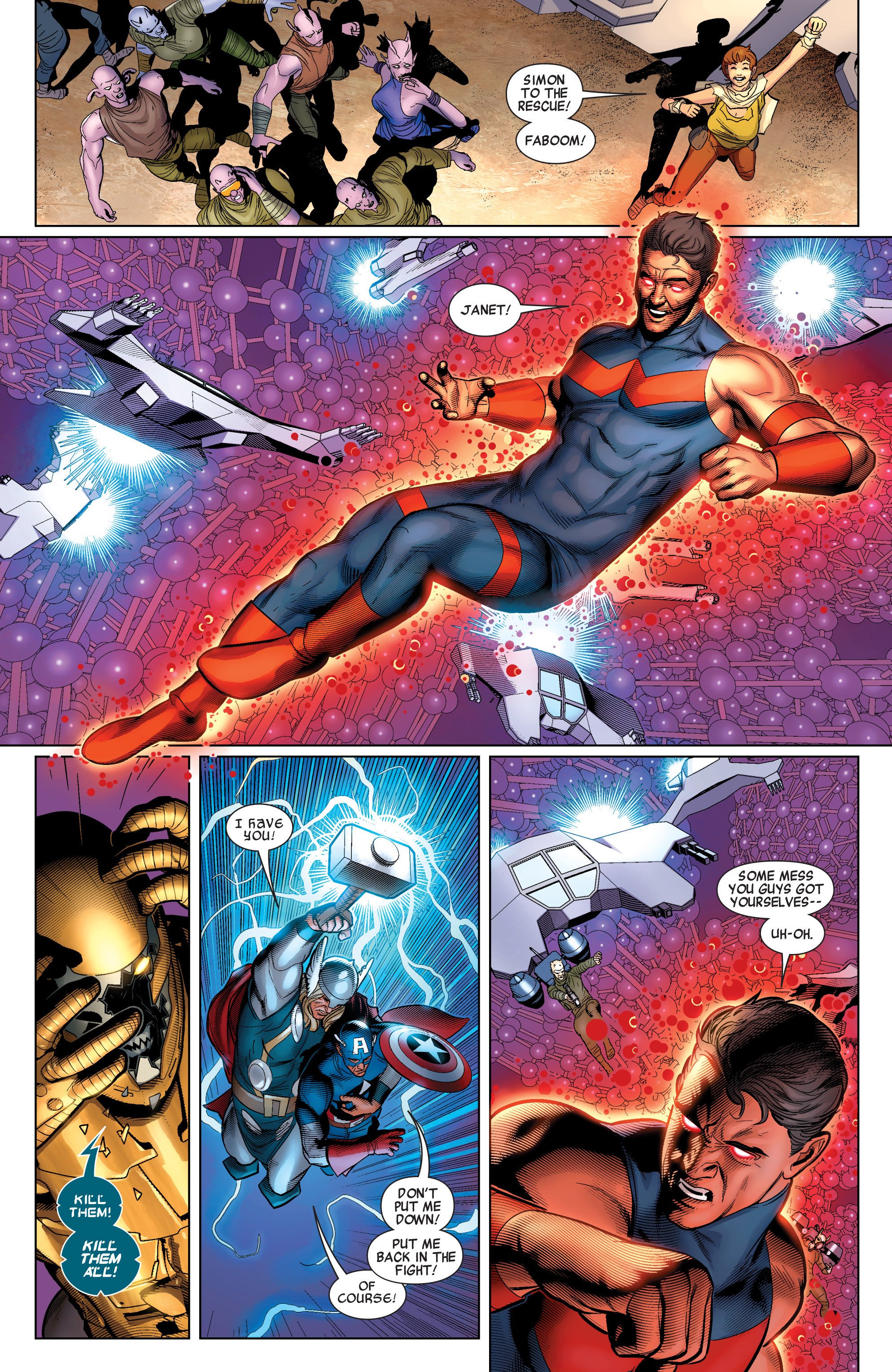 Read online Avengers (2010) comic -  Issue #34 - 14
