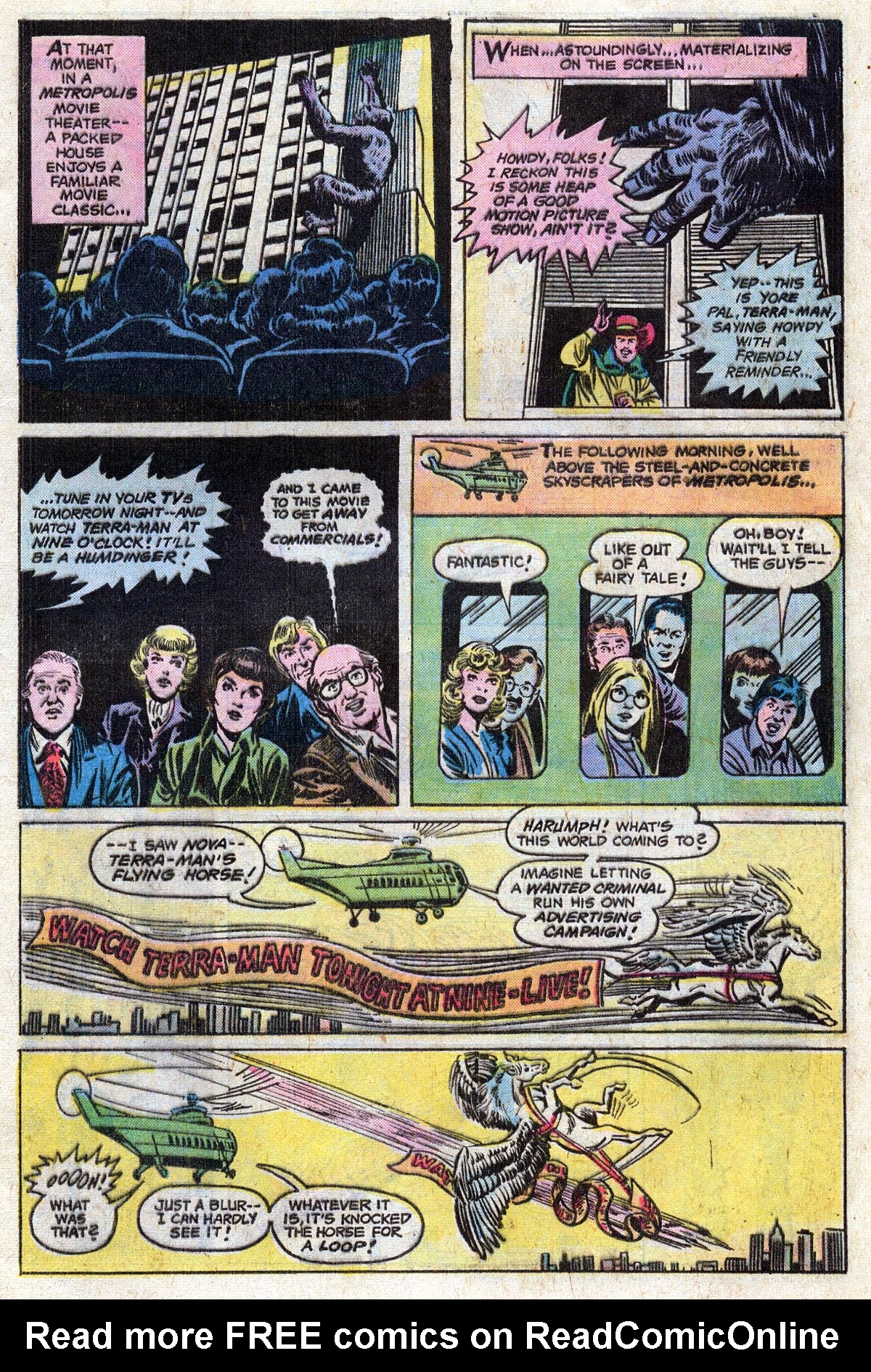 Read online Action Comics (1938) comic -  Issue #468 - 4