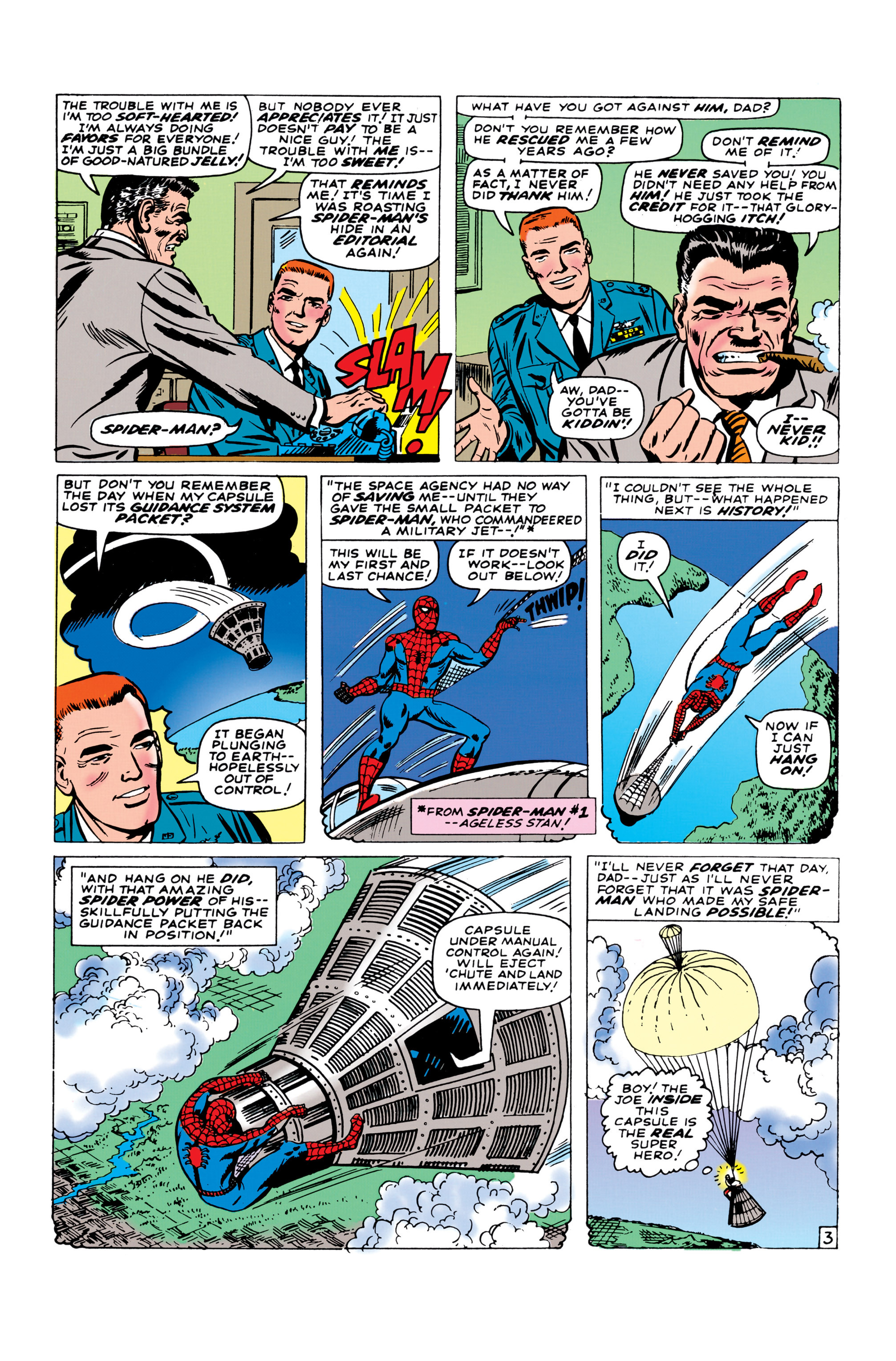 The Amazing Spider-Man (1963) 41 Page 3