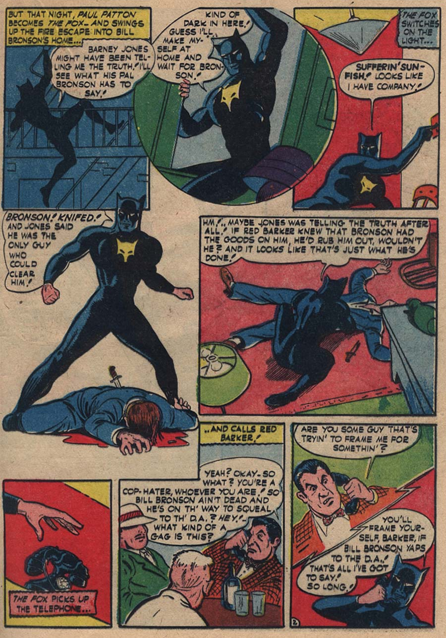 Blue Ribbon Comics (1939) issue 18 - Page 24