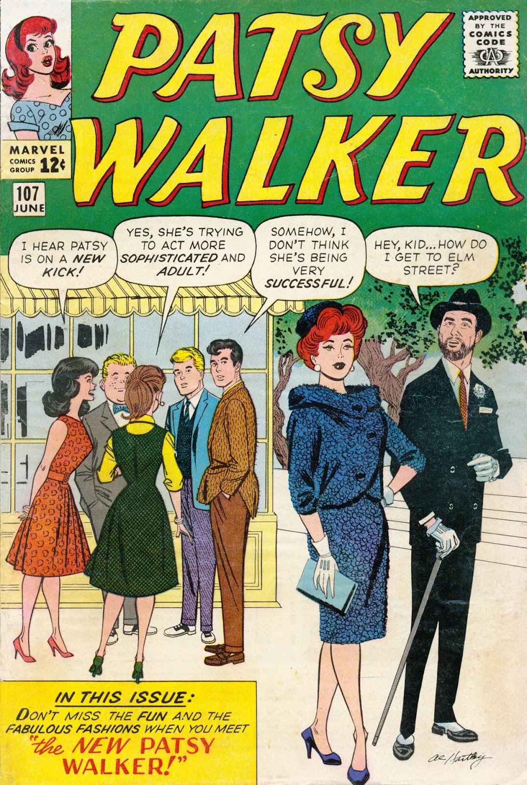 Patsy Walker 107 Page 1
