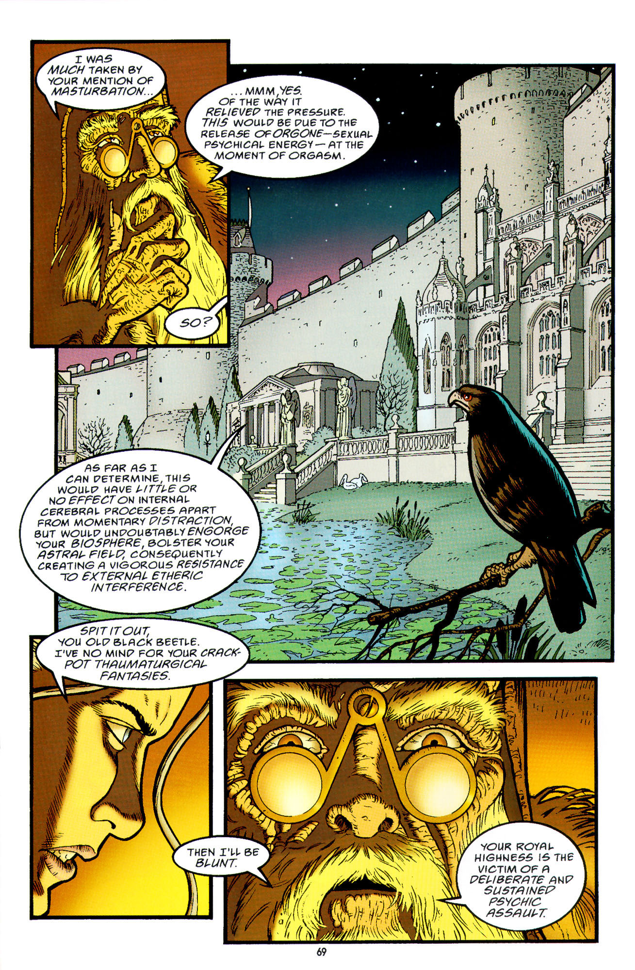 Read online Heart of Empire comic -  Issue #3 - 11