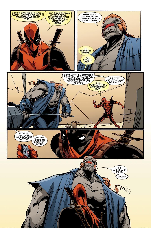 Read online Deadpool (2008) comic -  Issue #63 - 11